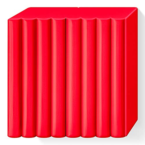 Staedtler Fimo professional Individual Standard Blocks 85g, True Red, 85 g
