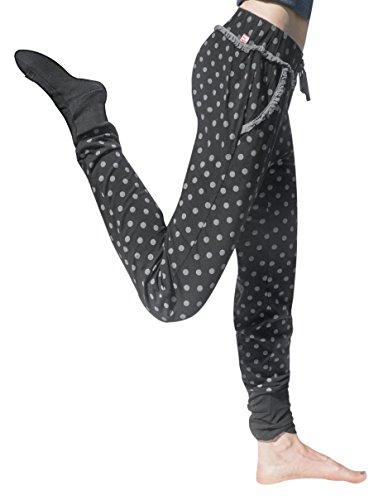 Panttoo, die erste Hose gegen kalte Füße. P1. (Polka Dots 36-38)