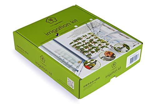 Kit de Riego por Goteo para el Minigarden Vertical, para regar hasta 27 plantas (es decir, 9 módulos Minigarden Vertical x 3 alveolos)