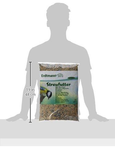 Erdtmanns Streufutter, 1er Pack (1 x 5 kg) - 5