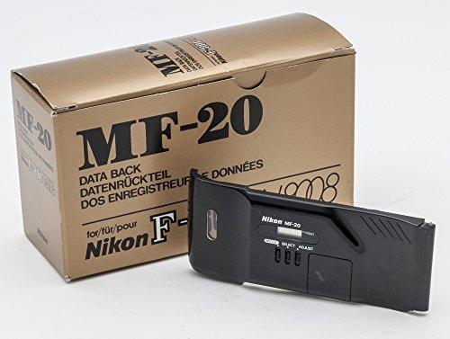 Nikon MF-20 MF 20 Datenrückwand Rückwand Data Back für Nikon F-801 Datenrückteil