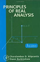 Best principles of real analysis Reviews