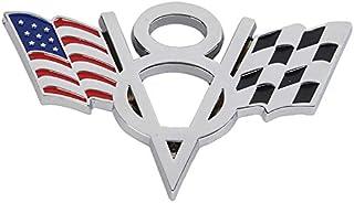 Suchergebnis Auf Für V8 Emblem Auto Motorrad