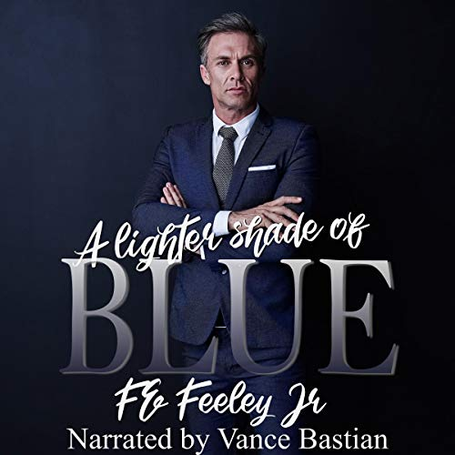 A Lighter Shade of Blue audiobook cover art