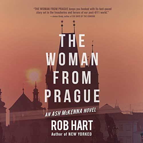 Couverture de The Woman from Prague