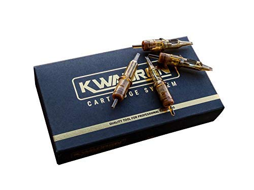Max 74% OFF Kwadron Cartridge Round Liner Needles - 20 35 OFFicial Box of 3RLLT