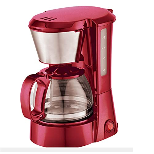 GDYJP Máquina de Goteo de la máquina de Goteo Filtro de Goteo Preservación de Calor Americano Té Oficina Máquina de té Home Espresso Máquina Cafetera automática