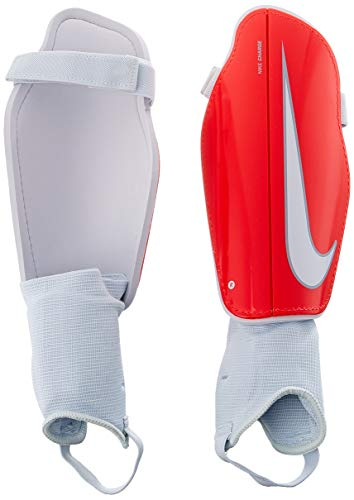 Nike CHARGEUnisex Knöchelbandage, Rot (Red/Grey/671), Gr. XL