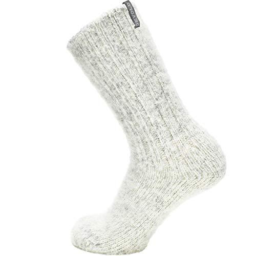 Devold Nansen Sock Grau, Socken, Größe 41-46 - Farbe Grey Melange