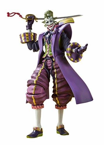 "TAMASHII NATIONS Ninja Batman: The Joker Action Figure, 8"", 20 cm"