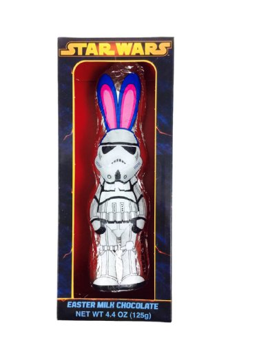 Star wars easter chocolate bunny stormtrooper 44 oz shopping star wars easter chocolate bunny stormtrooper 44 oz negle Gallery