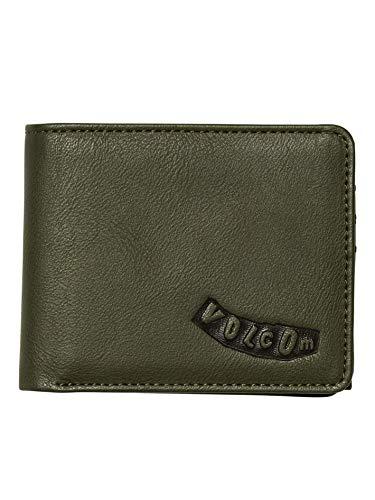 Volcom Bifold Wallet ~ Pistol military