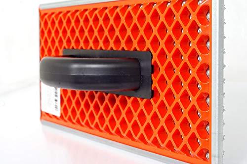 PROFI Schleifbrett Egalisierungsbrett 38 x 16 cm Raspelbrett Handschleifer 40038