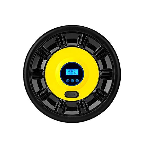 Compresor Aire Coche Hinchador Electrico Compresor Digital Inflador de neumáticos Inflador Digital de neumáticos Digital,One Size