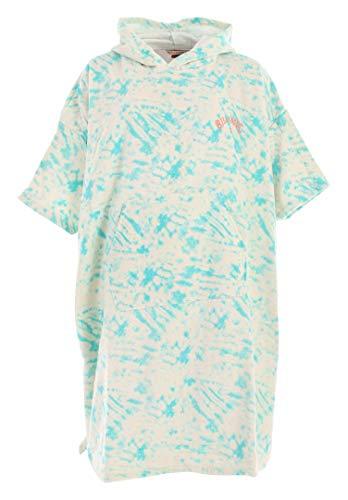 Billabong Women Hoodie Towel Poncho 2021 Island Blue neo