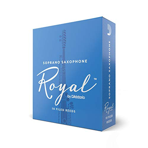 Royal Blätter für Sopransaxophon Stärke 2.0 (10 Stück)