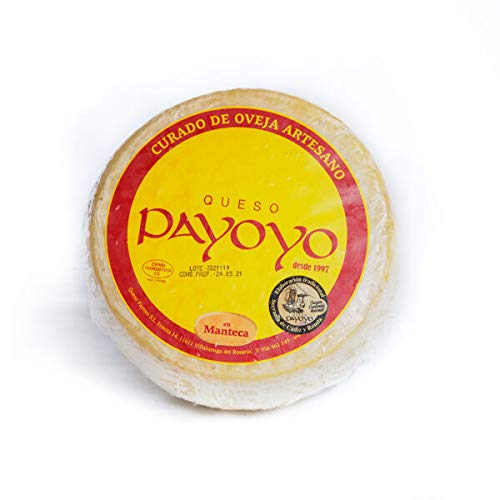 Queso Payoyo Curado Oveja Manteca 1,9Kg Aprox