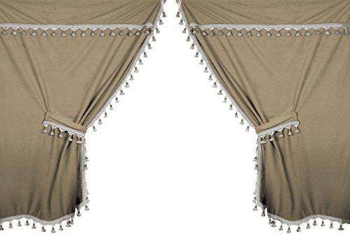 Osram september premiere gordijnen beige voor vrachtwagens