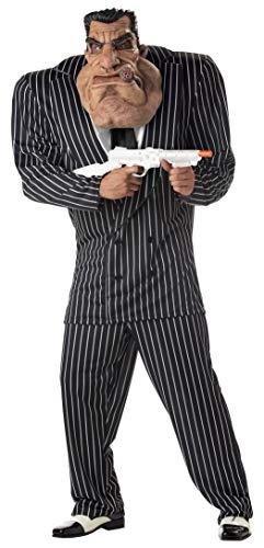 1920s GANGSTER MASSIVE MOBSTER FANCY DRESS MENS FUNNY MAFIA COSTUMES