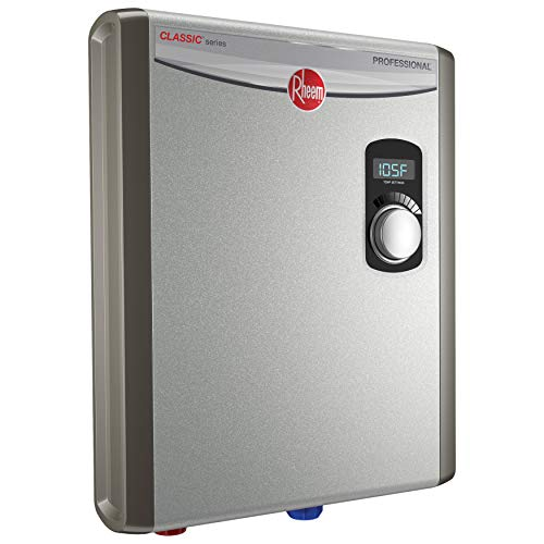 Rheem RTEX-18 240V 2 Heating Chambers Residential Tankless Water Heater