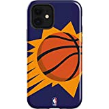 Skinit Impact Phone Case Compatible with iPhone 12 - Officially Licensed NBA Phoenix Suns Large Logo Design