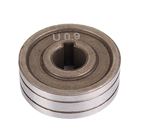 WELDINGER Drahtführungsrolle 0,9 mm für Fülldraht (Typ W für MIG/MAG-Schweißinverter ME 200 eco, go, plus)