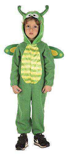 My Other Me Me-204204 Disfraz de libélula unisex, 5-6 años (Viving Costumes 204204)