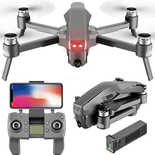 4DRC GPS drone, opvouwbaar RC drone RC vier assen borstelloze vliegtuigen en groothoek 1080P HD camera professionele RC helicopter