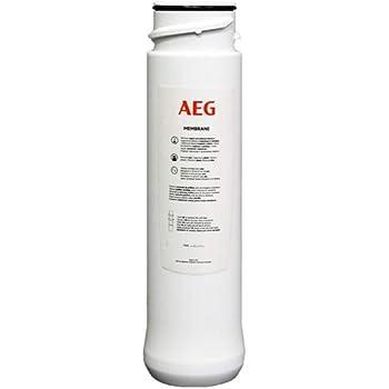 AEG Membrane pour osmoseur d'Eau (AEGMEM) Filtre Potable, Blanc