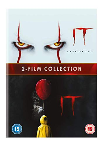 IT 2-Film Collection [2017 & 2019] [DVD] [2017]