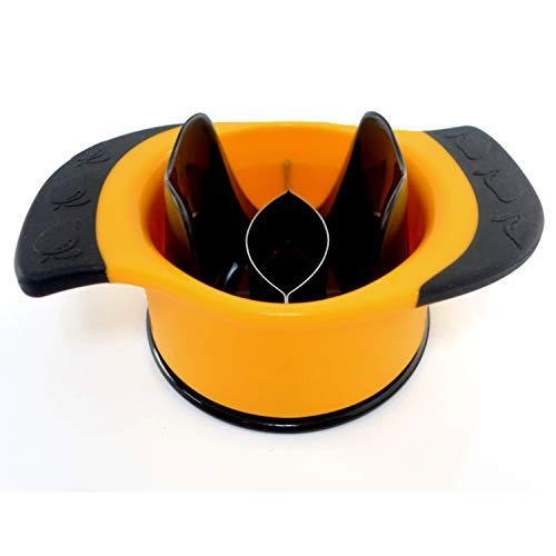 Norpro Grip EZ Mango Slicer, Yellow