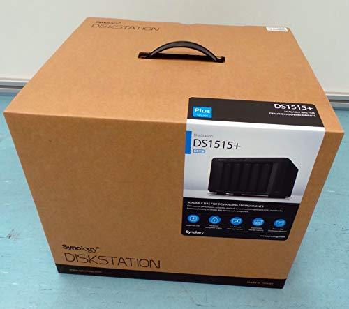 Synology Diskstation DS1515+ NAS System 5-Bay