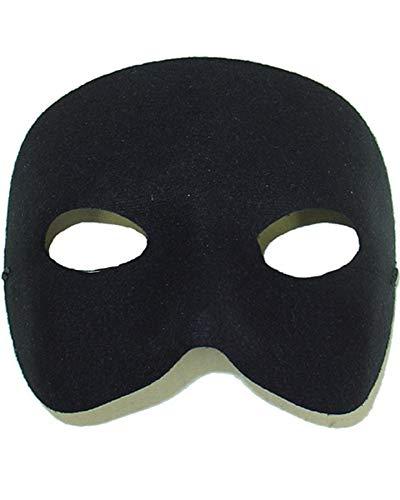 Doge Black Eye Mask