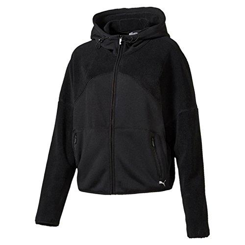 PUMA Damen Jacke Yogini WARM Jacket, Black, S