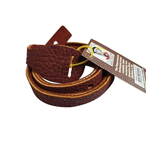 Lakota Leathers LK-ROM Bison Hide - Correa para mandolina...
