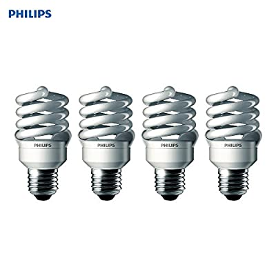 Philips Compact Fluorescent Bulbs