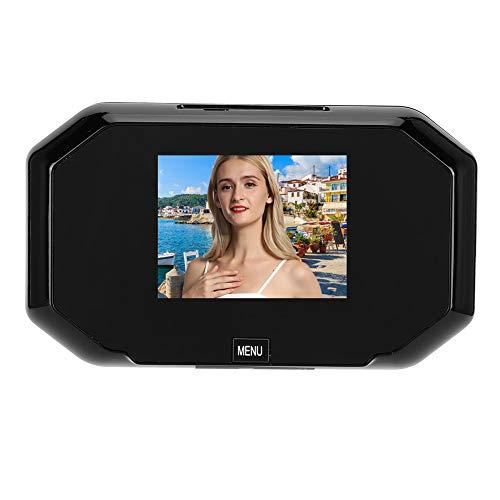 ASHATA Sistema de intercomunicación de Timbre de Video con cámara de Timbre Inteligente para Seguridad en el hogar