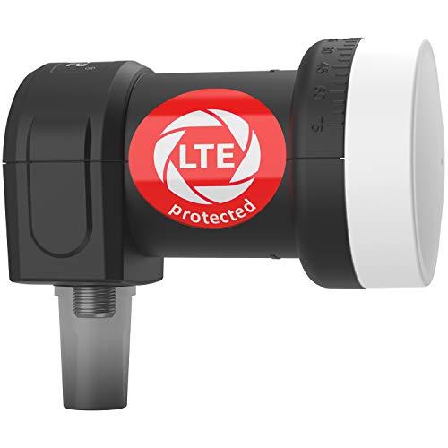 DUR-line + Ultra Premium LNB con filtro LTE + + [Full HD, HDTV, 3d, LTE/UMTS/GSM/DECT Filter] DUR-line qualità prodotto