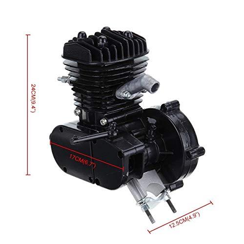 """41Ukus2Z8NL Seeutek 26"""" or 28"""" 80cc Bike Bicycle Motorized 2 Stroke Cycle Motor Engine Kit Set"""