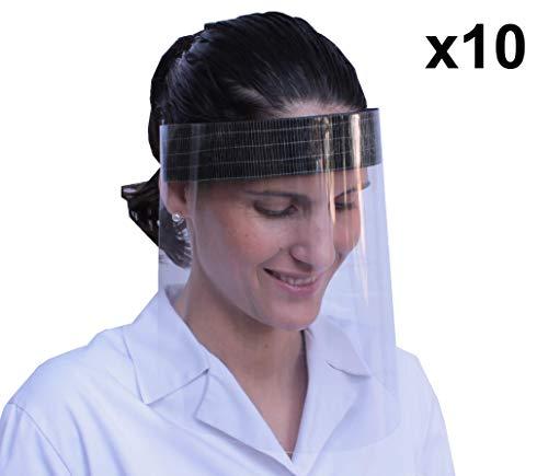 KMINA - Pantalla Protección Facial Transparente