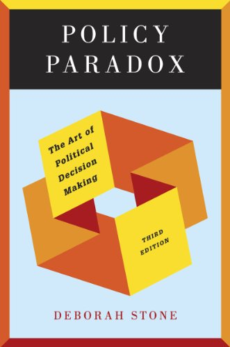 Compare Textbook Prices for Policy Paradox: The Art of Political Decision Making Third Edition Third Edition ISBN 0884397511086 by Stone, Deborah
