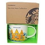 Starbucks City Mug You Are Here Collection Wroclaw Polonia - Tazza da caffè