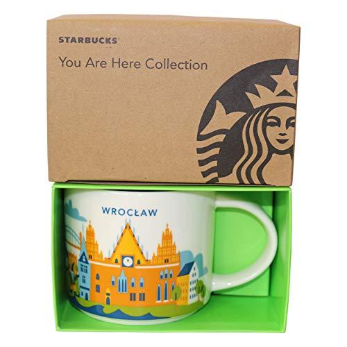 Starbucks City Mug You Are Here Collection Wroclaw Polen Kaffeetasse Coffee Cup Poland