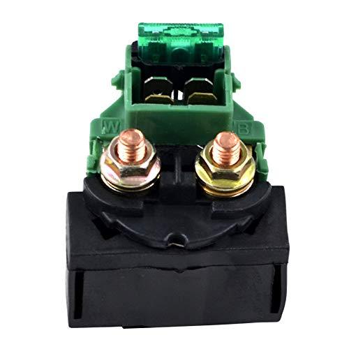 Accesorios para motocicletas y piezas Starter Relay Solenoide Interruptor eléctrico para Suzuki...