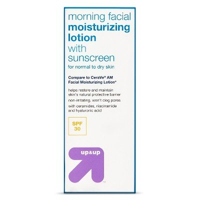 Morning Facial Moisturizing Lotion with Sunscreen SPF 30 - 3 fl oz - Up&Up™
