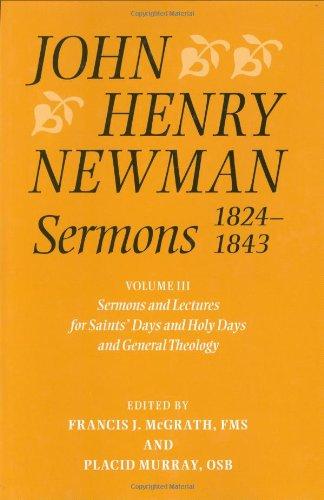 Top 14 john henry newman parochial and plain sermons for 2020