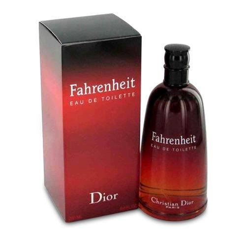 Fahrenheit overseas by Christian Dior 6.7 oz Popular brand in the world Cologne