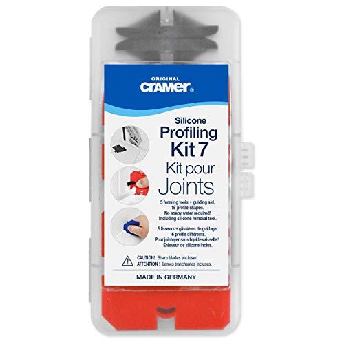 Cramer CRA40407US CRA 40407 EN Fugen-und Silikon-Profil-Kit