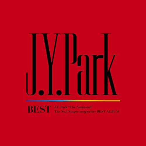 J.Y. Park BEST (初回生産限定盤) (特典なし)