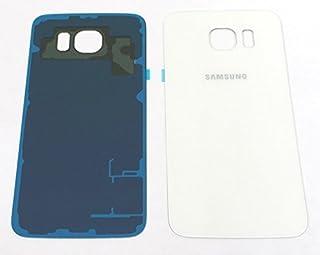 Tampa Traseira De Vidro Samsung Galaxy S6 G920 Branca